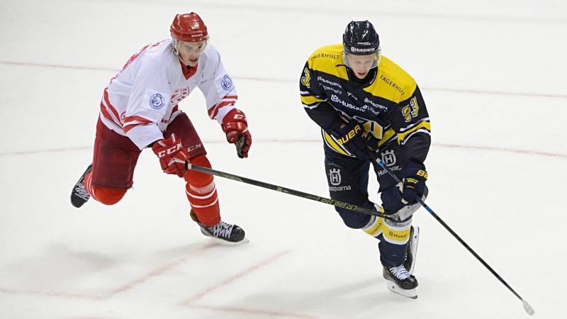 Oceláři hrají na SP juniorů v Soči, začali porážkou se švédským mistrem