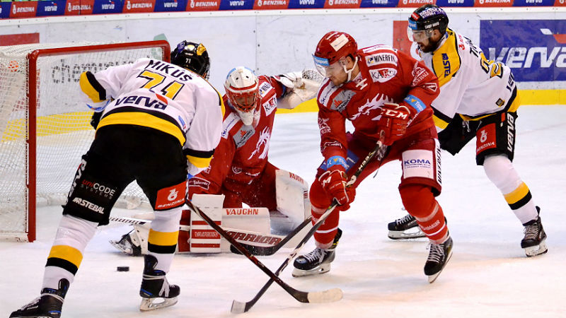 Oceláře čeká další domácí bitva, po repríze finále dorazí Litvínov