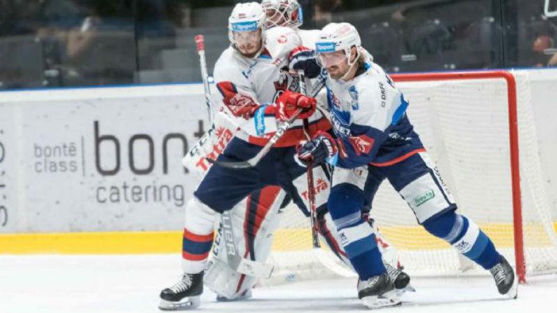 Rus Miromanov skončil v Pardubicích, bude hrát nižší zámořskou ECHL