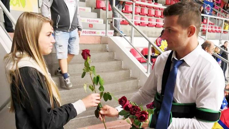 Momenty Chance ligy: růže pro fanynky a zajímavé posily u Trhačů