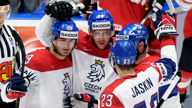 Češi čekali, teď už mají jasno. Čtvrtfinále hrají v Bratislavě s Německem!