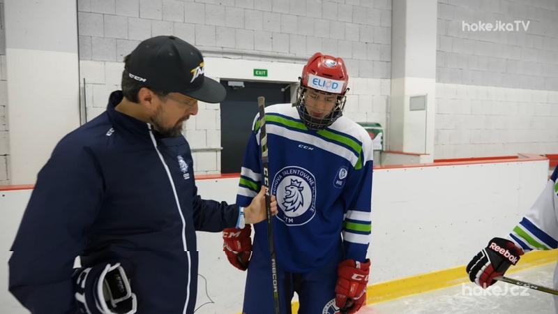 Radí skills kouč: Máte správně dlouhou hokejku?