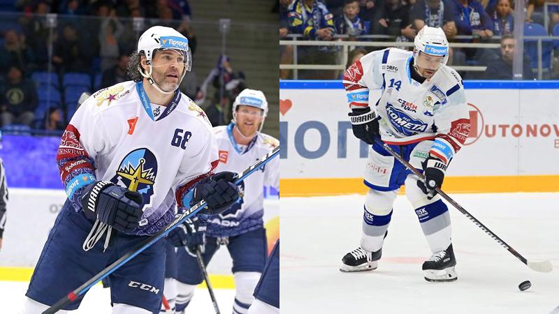 Hokej v číslech: Jágr vs. Plekanec. Jak si zatím vedou?