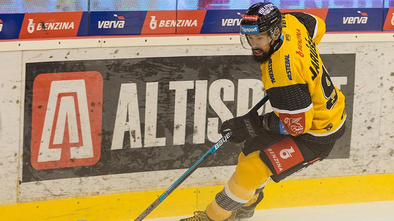 Jarůška na Spartě motivoval Krupp: Chtěl jsem ukázat, že hokej umím!