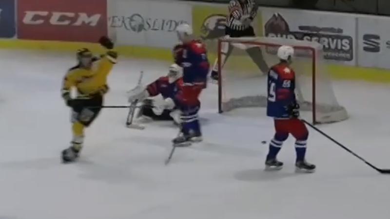 Rarita! Sokolov dal gól v oslabení 3 na 5