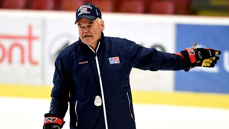 Vůjtek chce poznat hráče NHL. Rádi bychom kontaktovali i Jágra, tvrdí