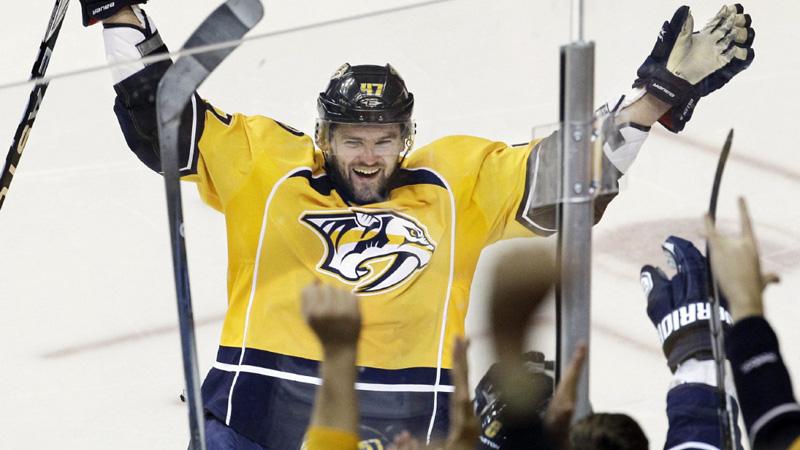 Rebel k rebelovi. Roy láká Radulova zpět do NHL