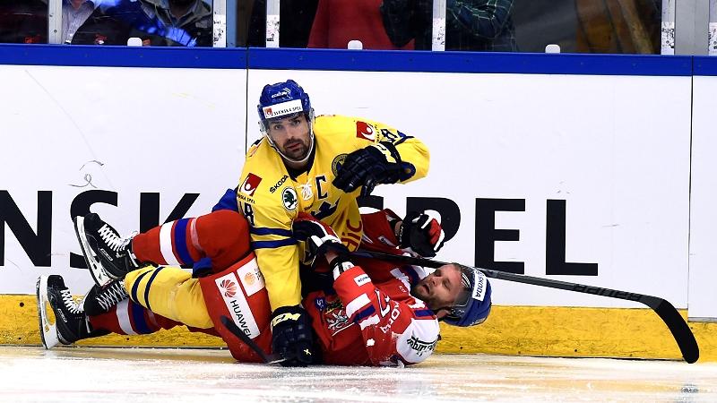 Švédové slaví prvenství v Euro Hockey Tour. Češi znovu třetí