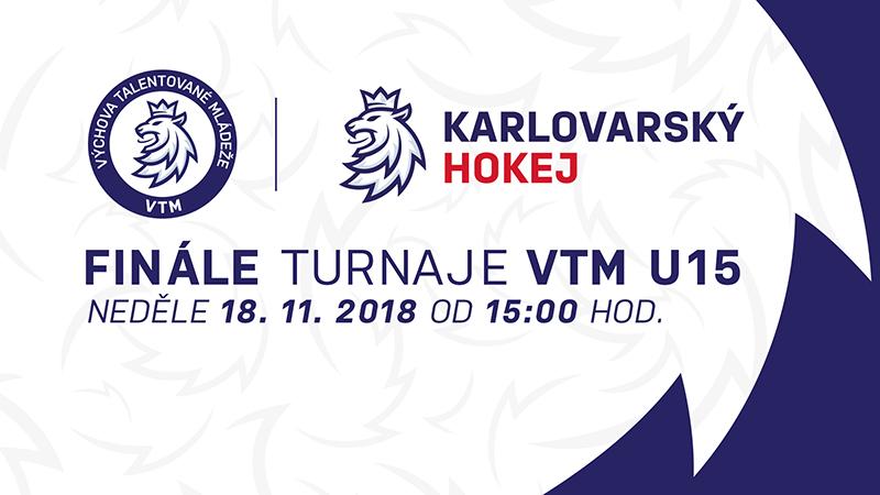 ŽIVĚ na HokejkaTV: Finále turnaje VTM v Karlových Varech