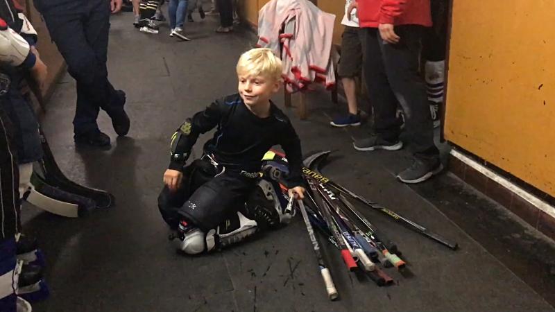 V Rakovníku jako za starých časů. Rozhodit hokejky a jde se hrát!