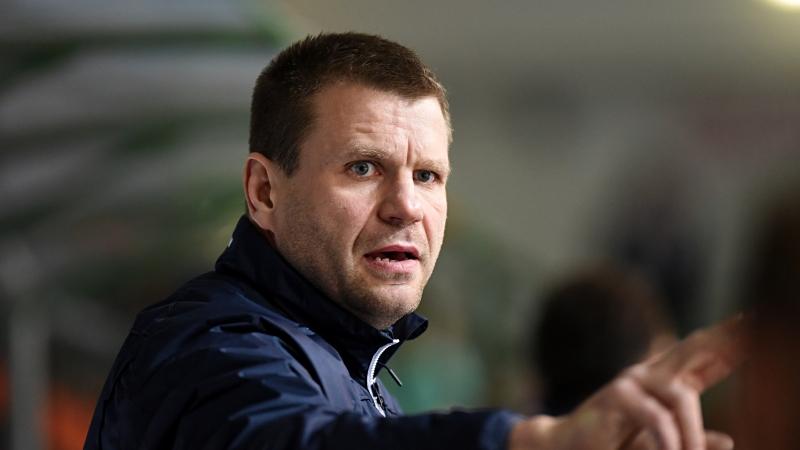 Můžeme hrát dobrý hokej a porážet silné týmy, ověřil si Varaďa v Hodoníně