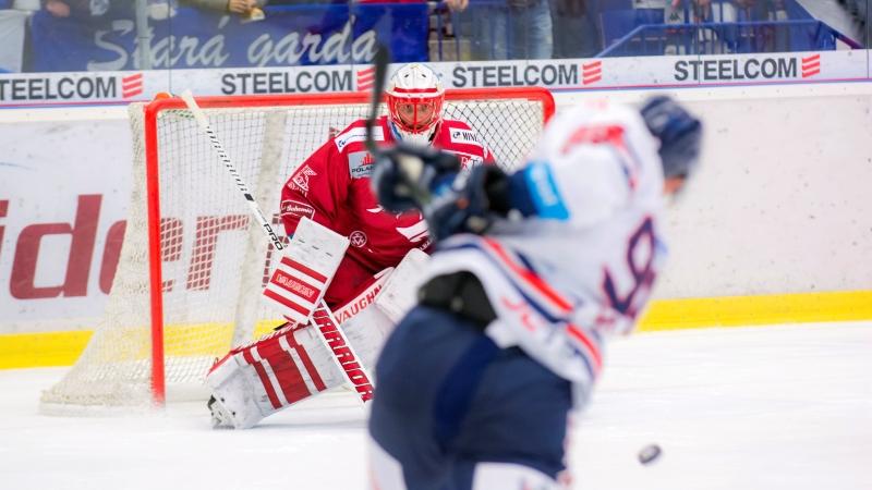 Hokej v číslech: Ocelářské derby ve čtvrtfinále. Co ukazují statistiky?