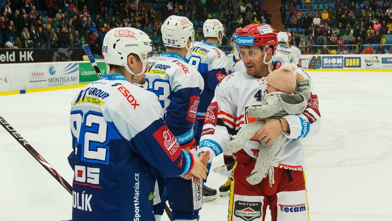 Hokej v číslech: Hradec vs. Brno. Koho favorizují statistiky?