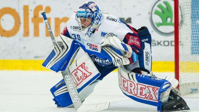Langhamer opouští Kometu, bude chytat v KHL