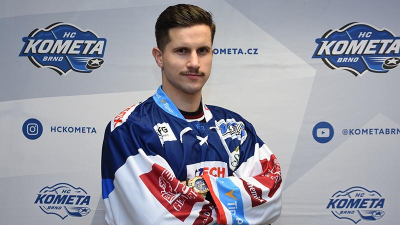 Potvrzeno! Kašík se z KHL vrací domů, bude chytat za Kometu
