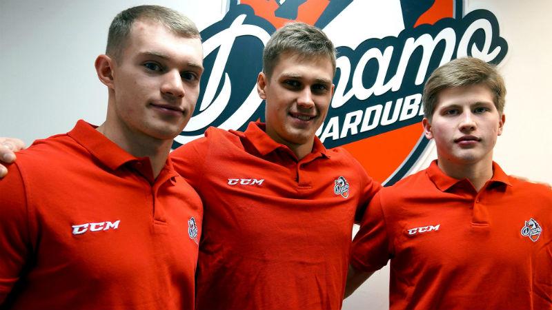 Dynamo hledá v Rusku: na zkoušku dorazili Děrvuk, Kovaljov a Žukenov