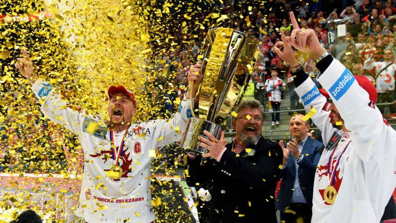 Sezona Třince: Dračí síla ze Slezska vyřídila všechny a má druhý titul