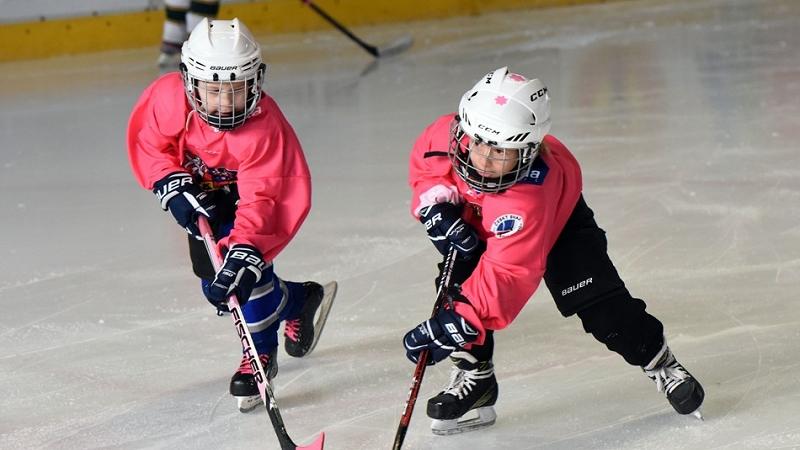 Osmý dívčí víkend se blíží. Vezměte své hokejistky do Blanska a Příbrami!
