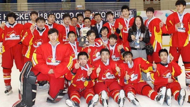 Znalezione obrazy dla zapytania china golden dragon hokej