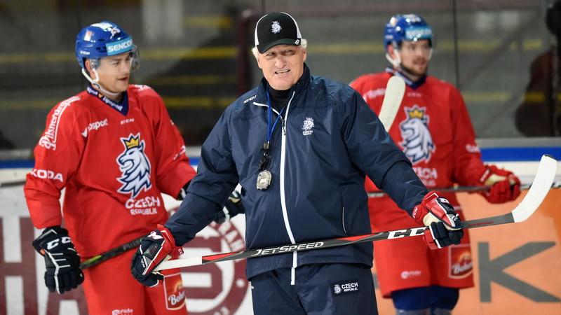 Čekání na hráče KHL? Není to fér, tvrdí Říha. Češi budou kompletní až v Moskvě