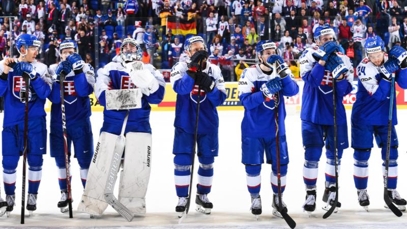 V Košicích je jasno! Slováci smutní, pošesté v řadě jsou bez čtvrtfinále