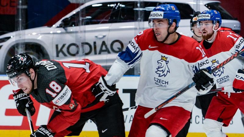 Možná jsme mohli hrát ošklivější hokej, ví Simon. A teď pro bronz!