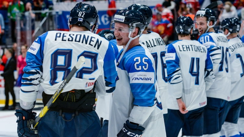 Psali, že jsme nejhorší tým ve finské historii, svěřuje se Rajala. A teď...