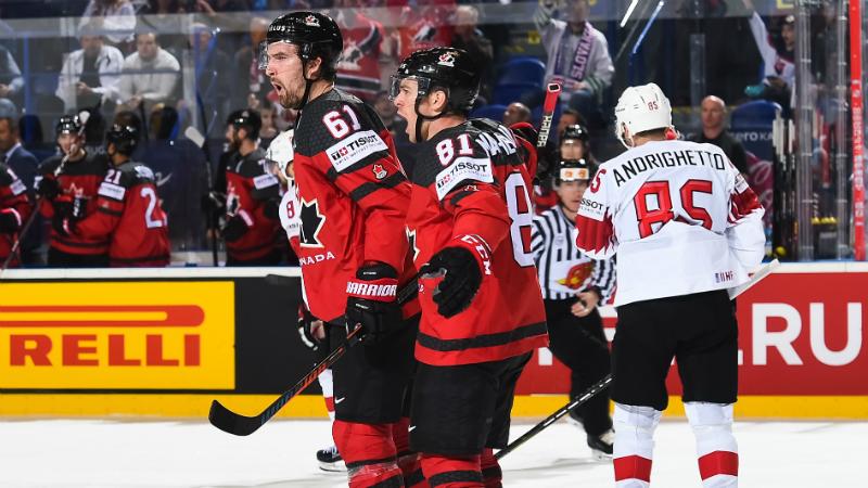 Šok pro Švýcarsko v čase 59:59,9! Dál jde Kanada, půjde na Čechy?