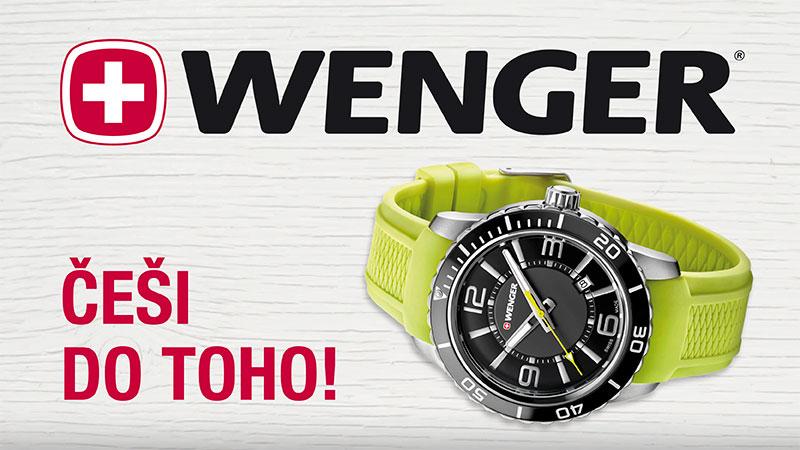 b969dc3c2 Švýcarské hodinky Wenger | Hokej.cz - web českého hokeje