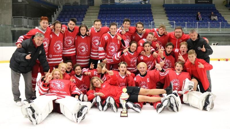 Dorostenecký Ostrava Cup uloupili v derby finále Oceláři