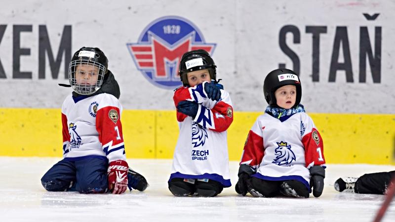 Sedmý Týden hokeje v rekordních 152 klubech startuje