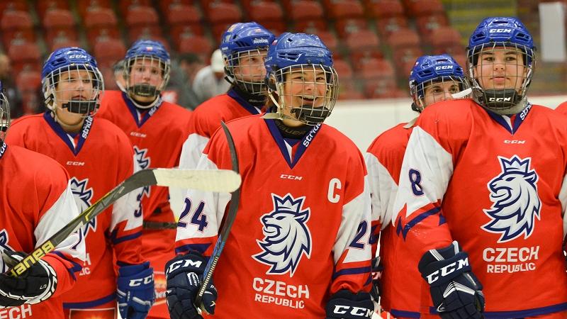 Juniorky zvládly generálku na turnaj EHT v Jihlavě. Švédky porazily 3:1