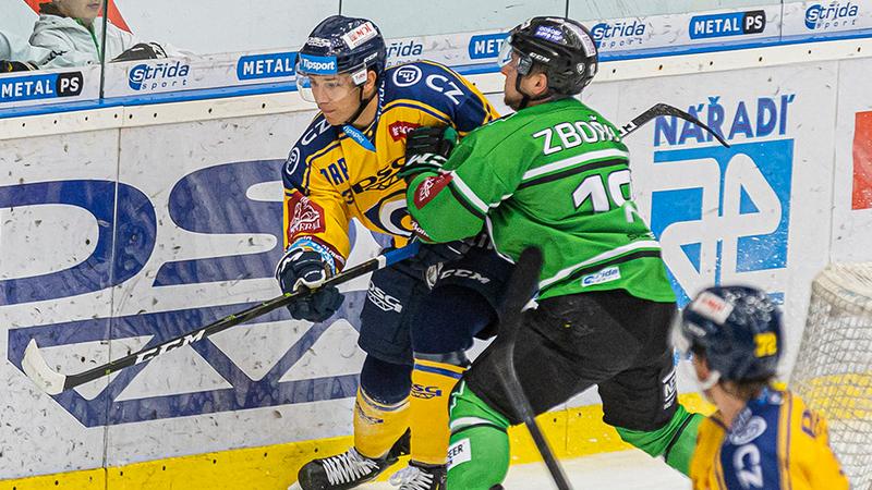 Hokej v číslech: Daniel Gazda by si zasloužil víc prostoru