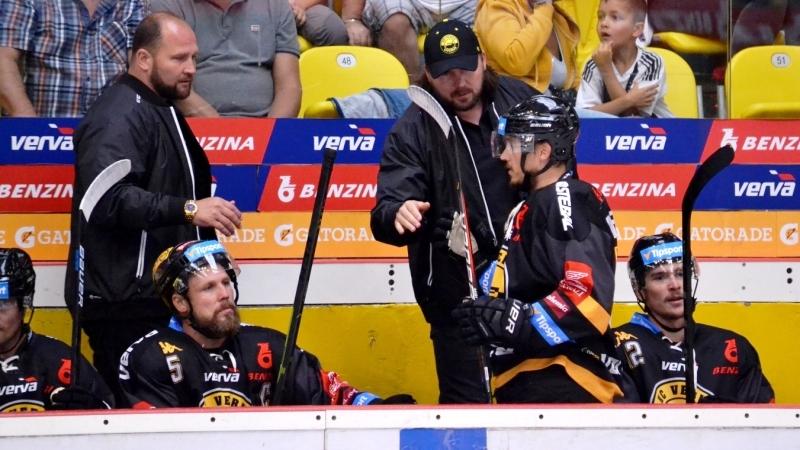 Litvínov trápil účastníka KHL, prohrál po gólu v 59. minutě