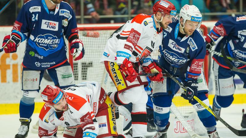 Hokej v číslech: Zápas dvou trápících se týmů. Kdo je na tom lépe?