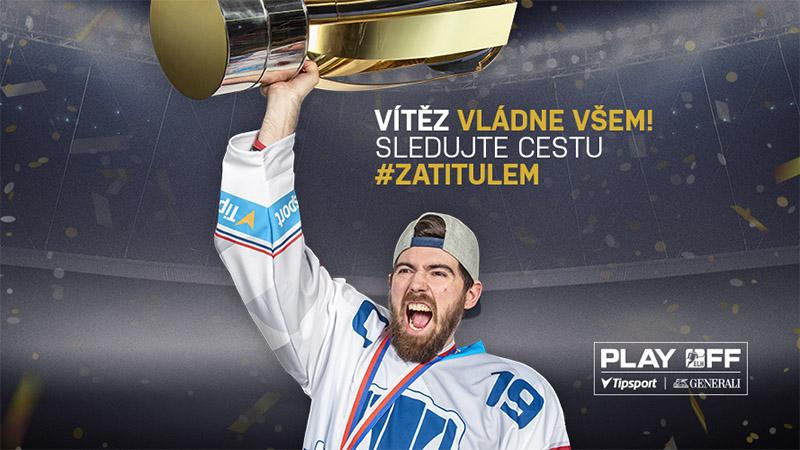 Utkání čtvrtfinále Generali play off TELH na HokejkaTV.cz